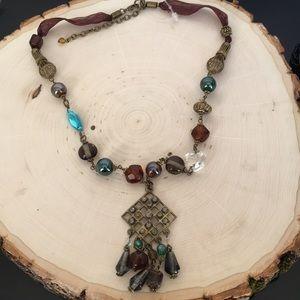 World Market Boho Necklace